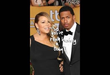Nick Cannon Reveals The Completely Awkward Way Mariah Carey Confronted Him About The News Of His Baby!
