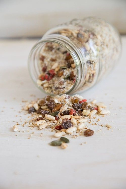 A Gluten Free Muesli Recipe You'll Love - Move Nourish Believe