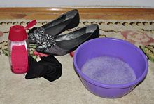 How to Clean Satin Shoes