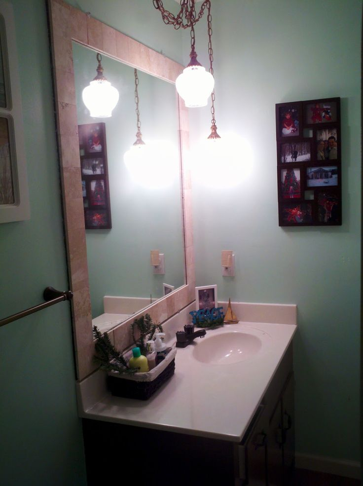 Bathroom Mirror Makeover Pinterest 22 best bathroom mirror ideas images on pinterest | home, mosaic