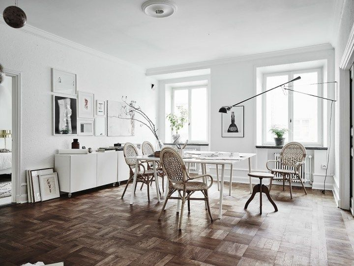 Decoracion Escandinava Salones ~ M?s de 1000 ideas sobre Piso Laminado De Madera en Pinterest  Madera