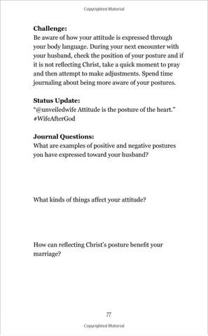 Wife After God: Drawing Closer to God & Your Husband (2nd Edition) - Unveiled Wife Online Book Store  - 3
