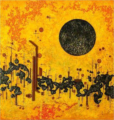 ALTERARTE - Colectivo de Pintores Galegos: 4. JUSTO ILHUICAMINA