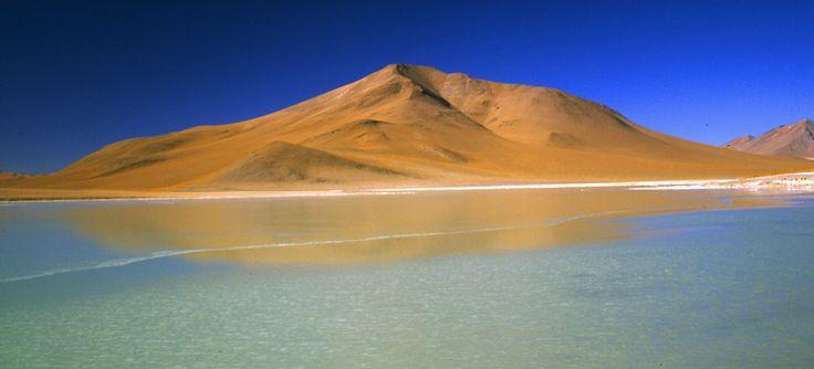 On the way to Laguna Verde. Reserva eduardo Avaroa, Bolivia