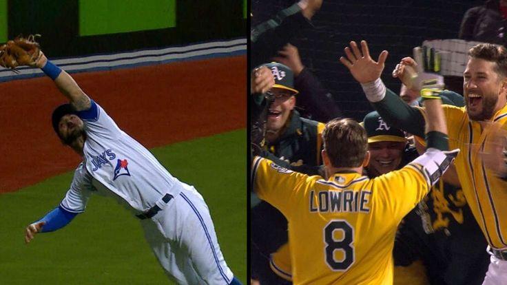 5/8/17 MLB.com FastCast: Pillar soars in Jays win
