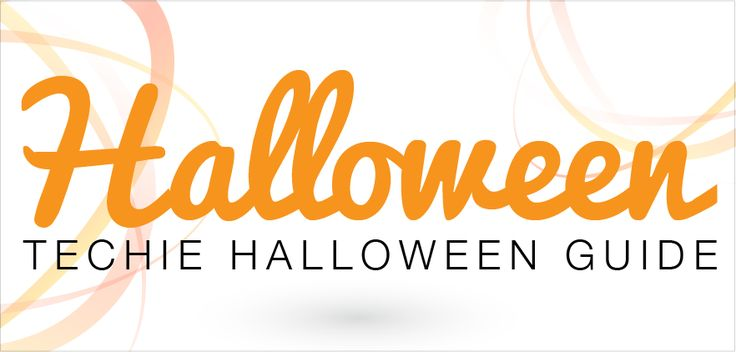 Techie Halloween Guide by LOGiiX™ #Halloween #Guide #DIY #Party