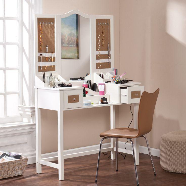 How to Build a Bedroom Vanity