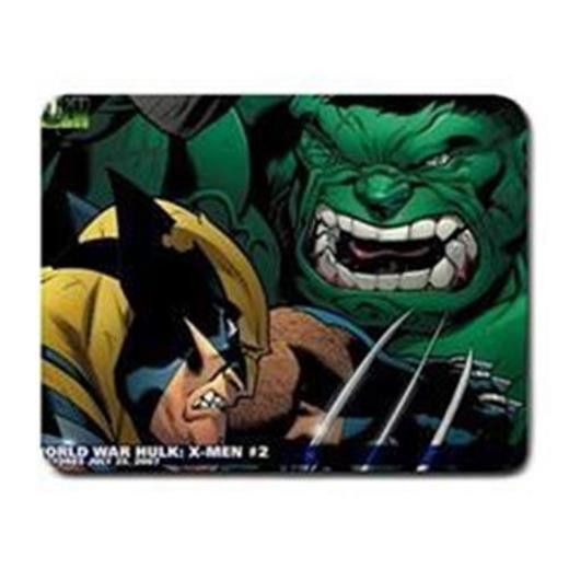 ar09-16 Wolverine PC Cloth Cover Square Mouse Pad