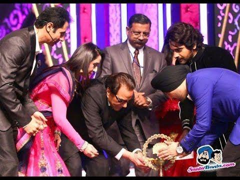 Diljit Doshanj, Binnu Dhillon, Sonu Sood, Comedy in PTC Punjabi Awards 2017