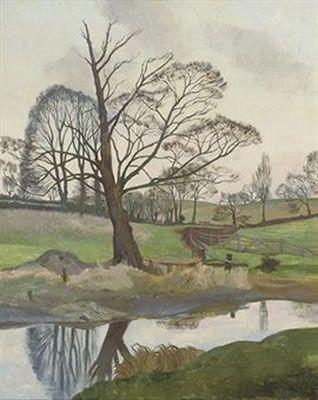John Nash - Artist, Fine Art Prices, Auction Records for John Nash