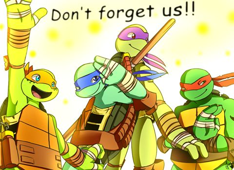 Adeus TMNT 2012 <3<<< NOOO!! WHY DOES IT HAVE TO END???