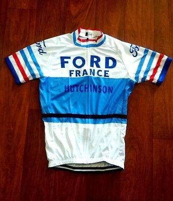 Brand new team ford #france  cycling #jersey eddy #merckx,  View more on the LINK: http://www.zeppy.io/product/gb/2/182151099727/