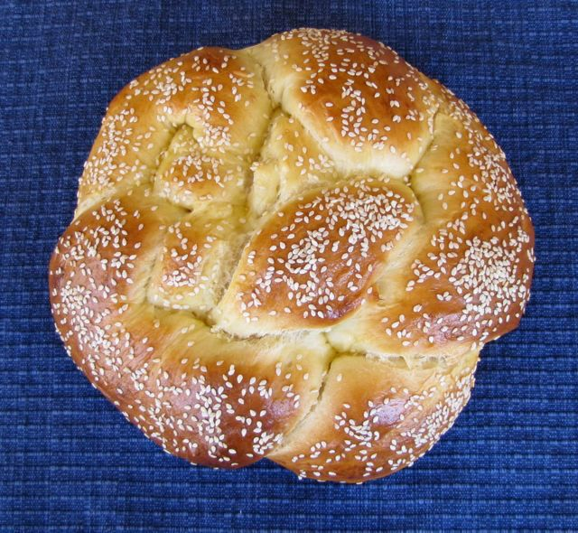 rosh hashanah italian recipes