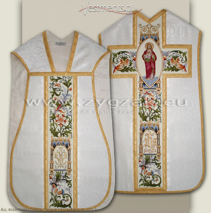 Pictures of Chasuble Pattern - #rock-cafe