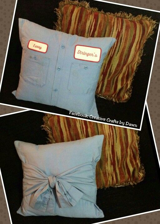 334 best images about memory pillows and ideas to make on for Things to make out of a loved one s clothing