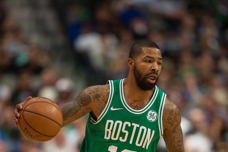 Marcus Morris should be coming off the Boston Celtics bench