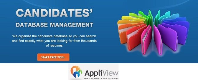 Candidate Tracking System and  Recruitment Solution by AppliView is E-Recruitment Software with Extended Features Like Huge Candidate Ddatabase Management, Intelligent Search & Filter https://www.appliview.com/candidate-tracking-system.html