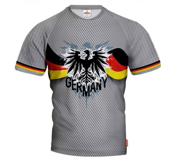 Freedom Eagle Of Germany T-Shirt