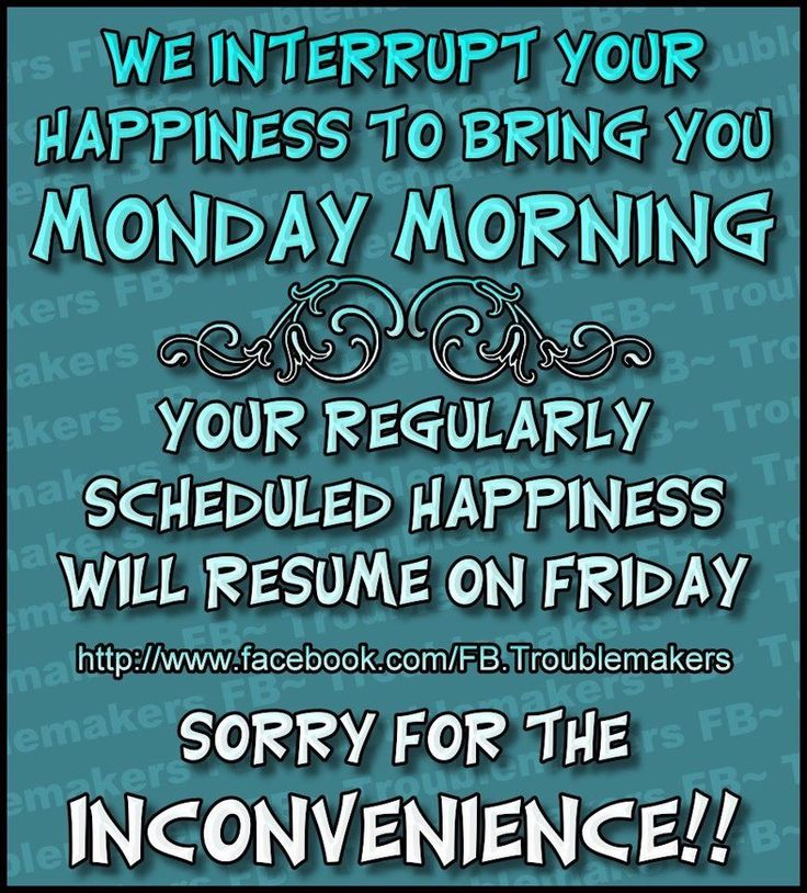 Monday Morning Humor Quotes: 9 Best Oh No! Not Monday Again!! Images On Pinterest