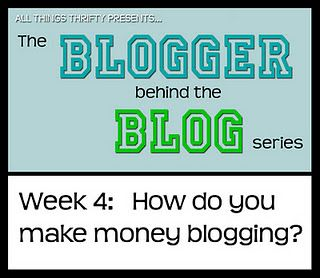 Make money blogging---lots of different perspectives