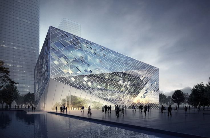 Multifunctional building in Guiyang | BAKPAK architects