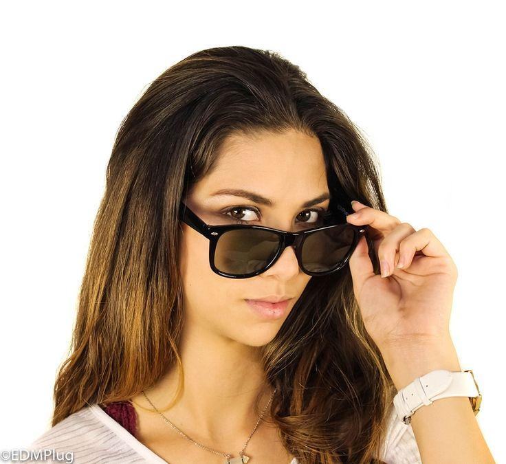 Ultra Emerald Diffraction Glasses