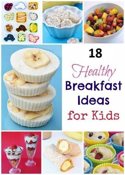 Good breakfast for you and your children because it is the most important meal of the day. With these Healthy Breakfast Ideas For Kids,you ensure a balanced meal.