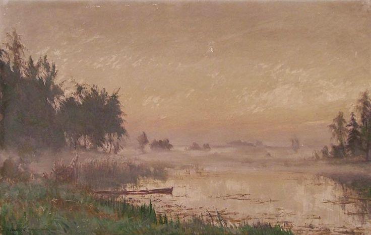 Le Prince Lointain: Stefan Domaradzki (1879-1983), Mglisty świt na Pol...