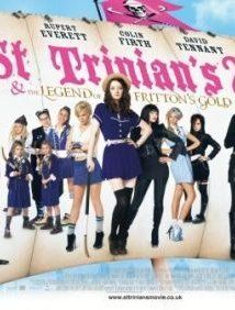 St Trinians 2: The Legend of Frittons Gold (2009) Poster - David played Lord Pomfrey