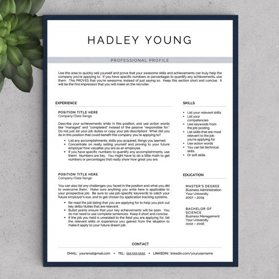 9 best Annabel Sotherby Beautiful Resume Template images on - copy cover letter examples for job shadowing
