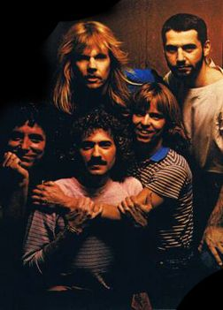 Styx - many, many times... I had such a crush on Tommy Shaw. Drove home in the worst fog after a New Year's show in Orlando with Mitch. Only found stub for 01.18.81