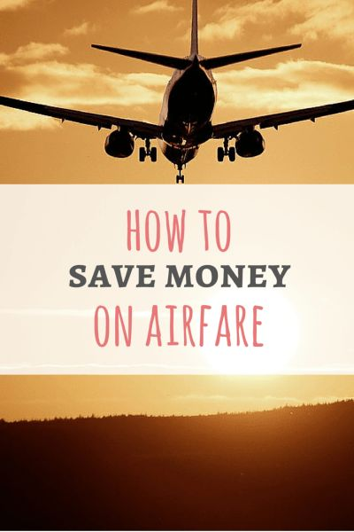 Learn how to save money on airfare with tips from Passport & Plates travel blog!