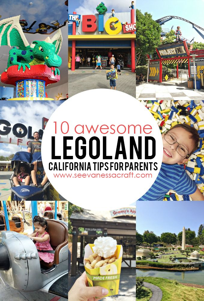 10 Awesome Legoland California Tips for Parents