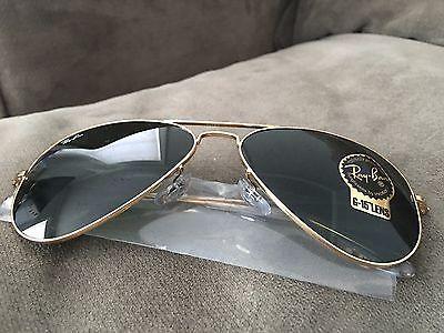 Ray-Ban Men's 0RB3025 Aviator Sunglasses