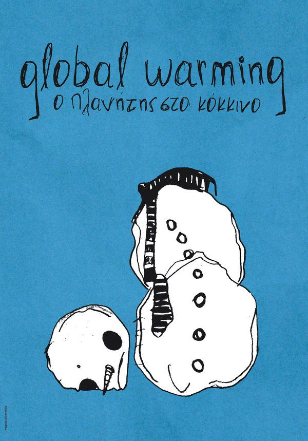 Global Warming (poster) on Behance