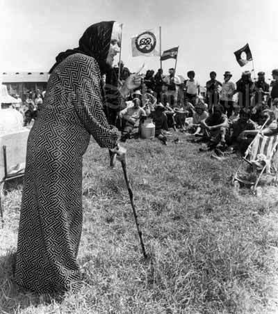 The climax came when Whina led around 5,000 marchers into Parliament grounds on 13 October. She presented a memorial of rights from 200 Maori elders and a petition supporting the objectives of the march signed by 60,000 people to the prime minister, Bill Rowling