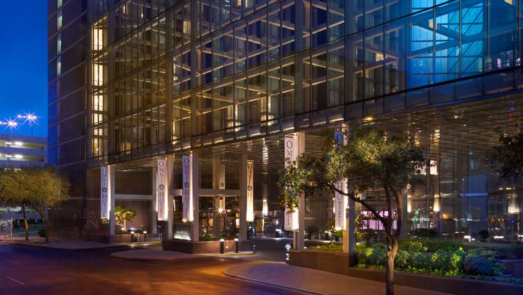 Austin Hotels | Downtown Austin Luxury Hotel - Omni Hotel at 700 San Jacinto Blvd - EFH Rate