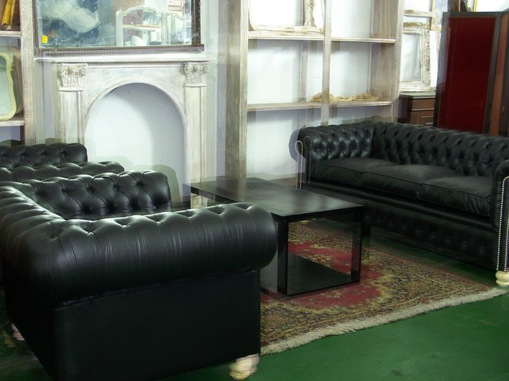 85 best sofa chesterfield images on pinterest canapes - Sofa cama chesterfield ...