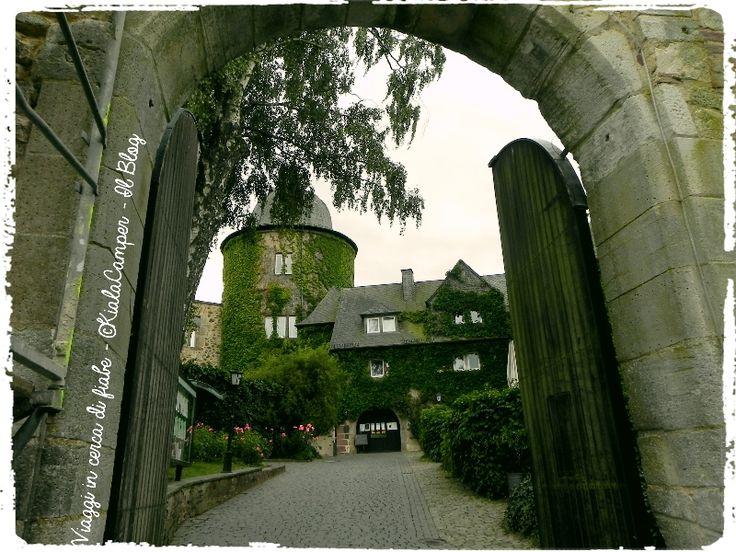 Sababurg, Germania, Bella Addormentata #fairytales #location #sleepingbeauty