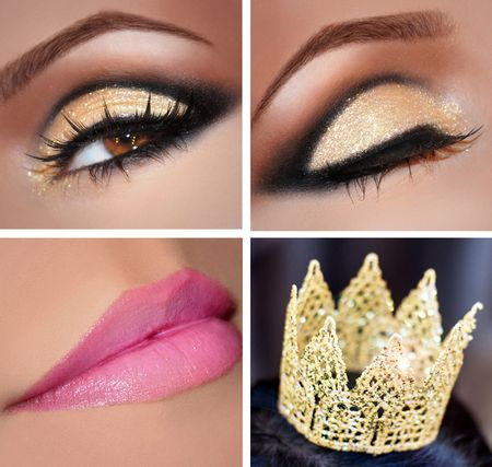 Gold Queen http://www.makeupbee.com/look.php?look_id=73959