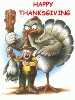 Funny Thanksgiving Pictures, Turkey Images, Pics - page 4