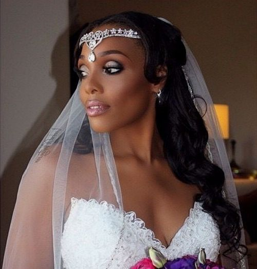 50 Short Wedding Hairstyles for Black Women 2019, We can imagine your excitement and desire to look awesome on the big day. The choice of a wedding ha...