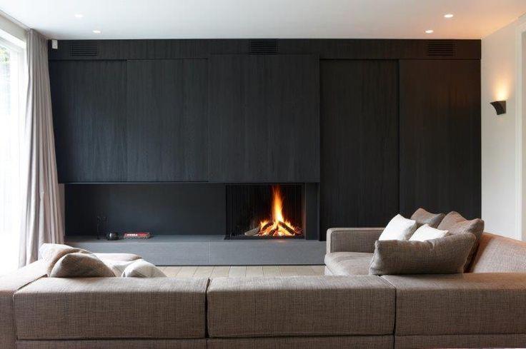 zwevend tv meubel klassiek hout - Google zoeken