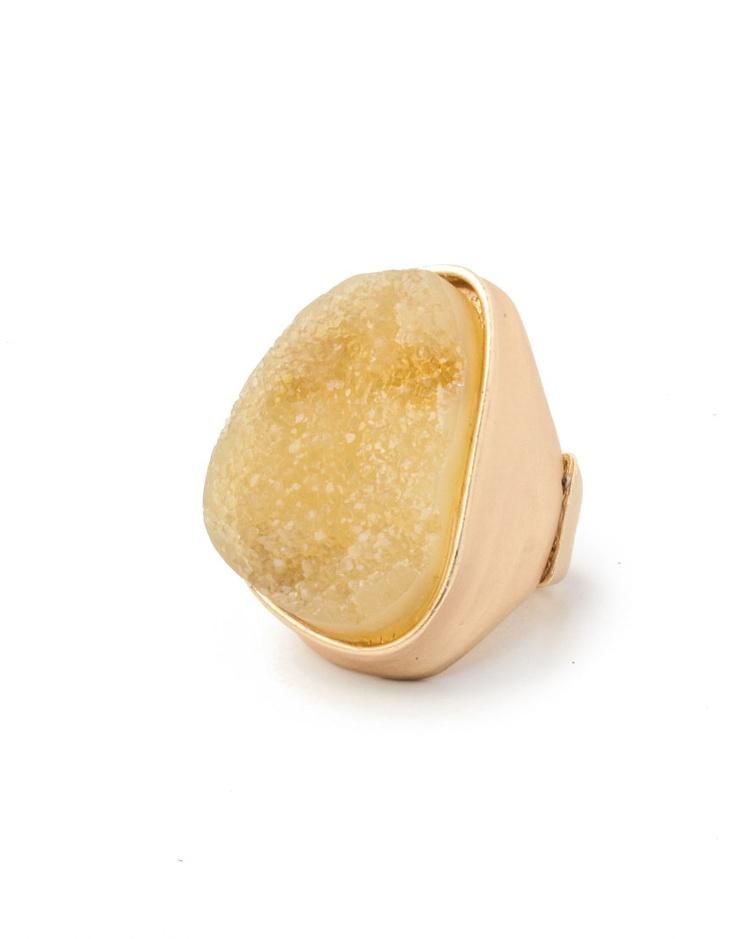Sugar Rock Ring