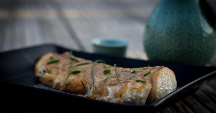 Cuisine-à-Vous - Kabeljauwmoot op Japanse wijze