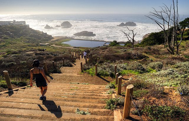 Sutro Baths, Lands End Trail, SF, CA