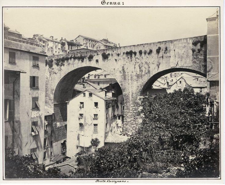 Italia, Genua, Ponte Carignano #Europe #Italia #Gênes_Genova