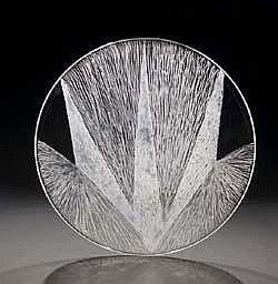 Disc, D: 28,0 cm, 1960