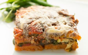 The Best Chicken & Vegetable Lasagne Recipe...Ever!