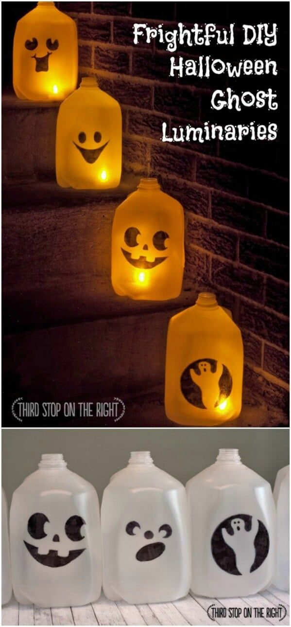 30 Frugally Decorative Dollar Store Halloween Crafts and Decorations for Spooky Fun